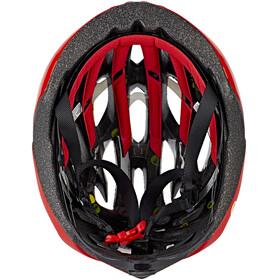 Bontrager Starvos MIPS CE casco per bici Uomo rosso